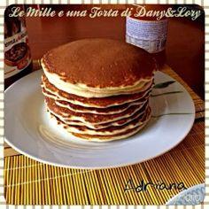 Le Mille e una Torta di Dany&Lory: PANCAKE FARCITI CON NUTELLA O MARMELLATA