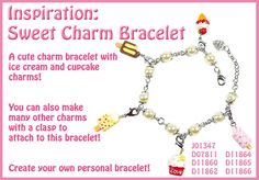 Check out all the sweet charms you need to make this bracelet here: http://www.snowfall-beads.com/shopmenu.asp?mainmenu=beads=2769