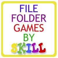 Filefolderheaven- free printables- love file folder games