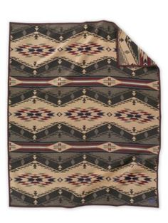 Pendleton Woolen Mills: SPIRIT OF THE PEOPLES BLANKET $358 for the King)