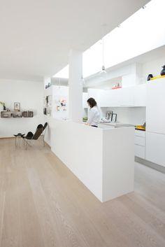 white #minimalist kitchen
