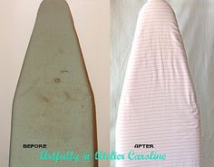 Tutorial - Ironing board cover