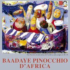 Teramo Baadaye Pinocchio dAfrica : il 18 maggio la presentazione