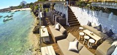 The Deck Cafe, Nusa Lembongan.