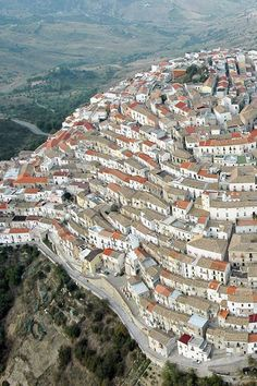 Basilicata for italia-basilicata. Places To Travel, Places To See, Places Around The World, Around The Worlds, Holiday Places, Destination Voyage, Beautiful Places To Visit, Aerial View, Italy Travel