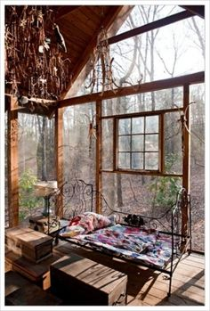 interior outdoors by magicart