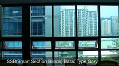 Vitswell SSB (Smart Section Blinds)
