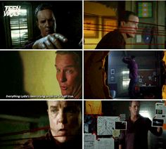 Teen Wolf 6x08 sneak peek Teen Wolf Time, Teen Wolf Season 6, Teen Wolf Dylan, Dylan O'brien, Movies Showing, Movies And Tv Shows, Melissa Mccall, Dread Doctors, Fantasy Shows