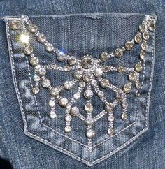 Bling Jeans #Snazzy Outfits