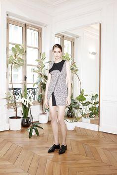Bouchra Jarrar Fall 2015 Ready-to-Wear Collection Photos - Vogue