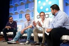 At Structure, a panel of IT execs and investors discussed the enterprise IT winners and losers of the past few years. Winners And Losers, Investors, The Past, Clouds