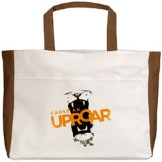 Fashion with a cause ...$27.99 Roaring Lion Beach Tote