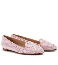 Valentino STUDDED SUEDE SLIPPER-STYLE LOAFERS | More here: http://mylusciouslife.com/valentino-resort-2014-collection/
