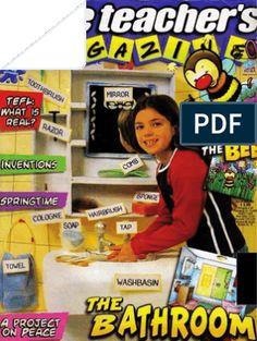 Teacher Magazine, Text File, Book Sites, Document Sharing, Pdf, Social Media, Reading, Free, School Supplies