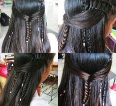 Elvish Hairstyles - Bing images