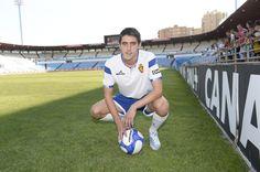 Mario Ángel Paglialunga #RealZaragoza