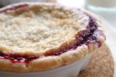 Coconut Cream Pie With Blackberry Chia Jam [Vegan] Recipe   Yummly