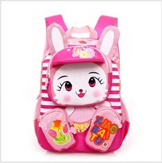 Price tracker and history of 2017 Kindergarten Boy Backpacking Children  School Bags Cartoon waterproof Backpack Baby Toddler kids Book Bag e15113a1f2