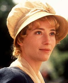 """""""Does she care for olives?"""" Emma Thompson as Elinor Dashwood in Sense and Sensibility"""