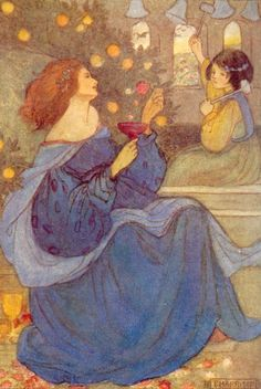 """Emma Florence Harrison, """"A Peal of Bells"""", oil on canvas"""