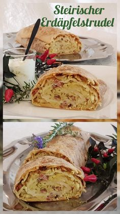 Camembert Cheese, Bakery, Food And Drink, Vegan, Cooking, Recipes, Savoury Cake, Savory Snacks, Pie