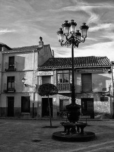 Almazán en blanco y negro - Gonzalo Obes