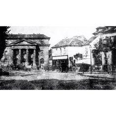 Place Villiers, Paris, 1845