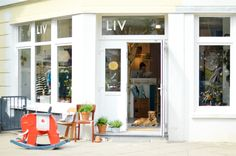 LIV Design Shop Lutterothstr. 8 · 20255 Hamburg