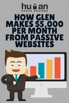A real passive income business that is generating $5000 a month with a affiliate marketing.