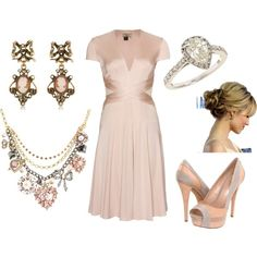 Gorgeous outfit for your Grooms Dinner or a Bridal Shower....