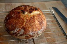 Het makkelijkste brood dat je ooit zal maken