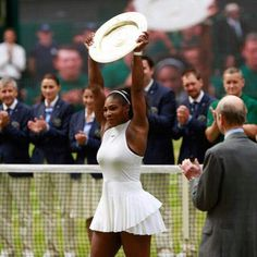 Yasssssss! Congrats Serena Williams you are the ultimate champion! Bravo!