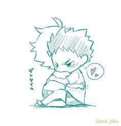 Is Iwaizumi hugging Oikawa willingly?! (゚o゚;; | Iwaoi:: Haikyuu!! omg cutie piessss