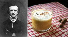 Edgar Allen Poe's family egg nog recipe