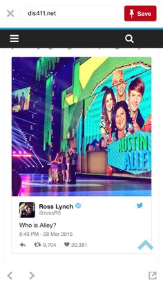 Ross was wondering who Alley was too! New Disney Channel Shows, Leo Howard, Zack Y Cody, New Disney Movies, Music Factory, Disney Theory, Amazing Songs, Laura Marano, Austin And Ally