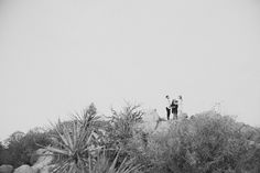 Joshua Tree elopement | photo by Rad and in Love