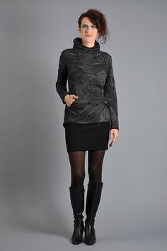 úpletový kabátek černý-RED BARON / Zboží prodejce MAYDA fashion | Fler.cz