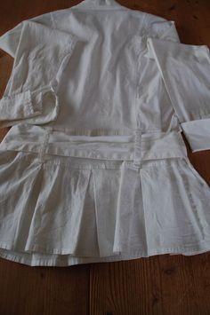 weiße Bluse von Mexx Größe 42