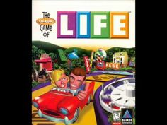 The Game Of Life Theme (PC  Playstation 1998) Transition Music 2:08