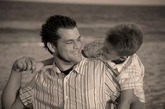 No hay duda, el mejor del mundo es mi padre. La idealización de los hijos es un momento único.