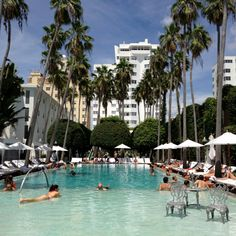 Delano Hotel - Miami - South Beach