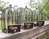 mini birdcages