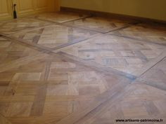 Versailles parquet panels - photo 1