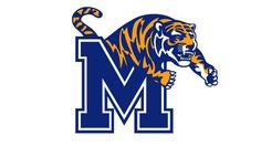 The Memphis Tigers announce they'll be playing in the (Fiesta/Peach/Miami Beach/Birmingham) Bowl on (DATE).