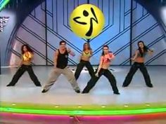 Fitness Flat Abs Workout Zumba - found on youtube