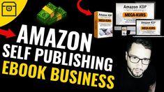 Amazon Publishing, Self Publishing, Youtube, News, Business, Store, Business Illustration, Youtubers, Youtube Movies