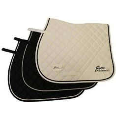 Advanced Saddle Pads by Micro Performance. AP pads Suitable for hacking, jumping and everyday riding. Breathable with sweat absorbing qualities - http://www.amazon.co.uk/Micro-Performance-Breathable-absorbing-qualities/dp/B013J2PPA0/