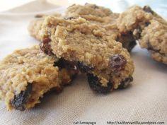 Raisin and Oats cookie Oat Cookies, Raisin, Allrecipes, Vanilla, Desserts, Food, Oatmeal Raisin Cookies, Tailgate Desserts, Deserts