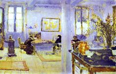 Vuillard  The Room