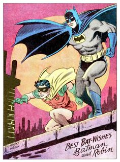 Carmine Infantino and Murphy Anderson